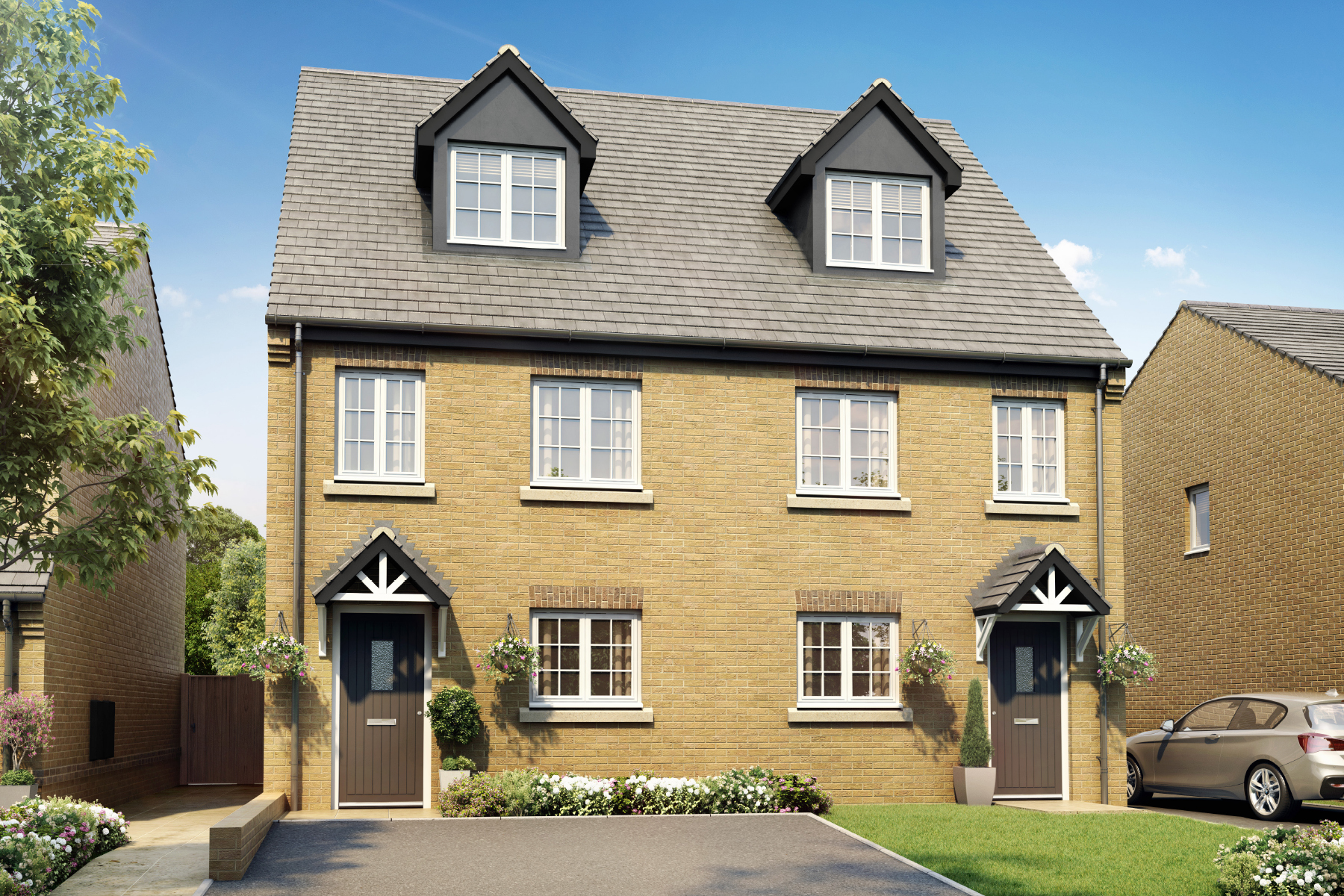 New TWY - Foxley Meadows - CGI - Alton-G