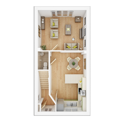 TWY - Foxley Meadows - Floorplans - Alton-GF