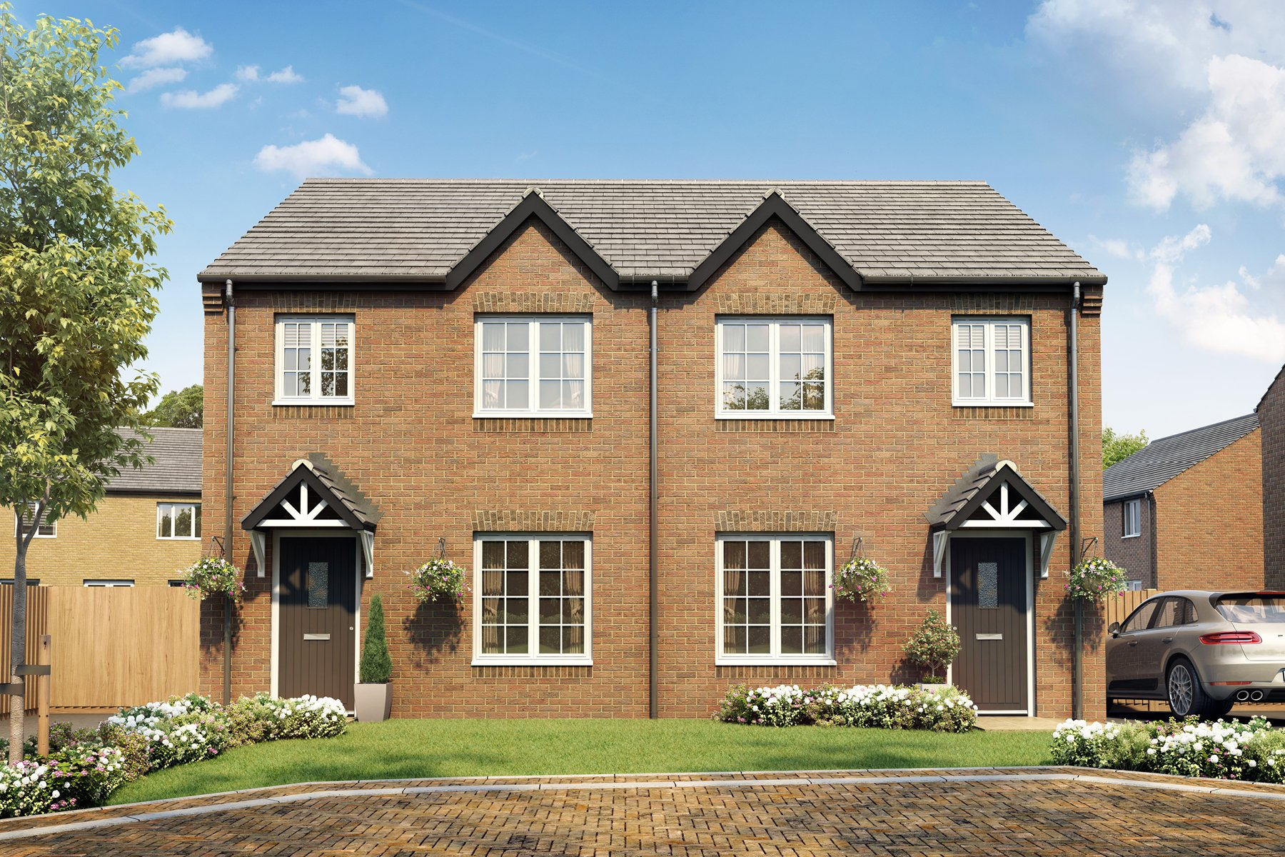 New TWY - Foxley Meadows - CGI - Gosford