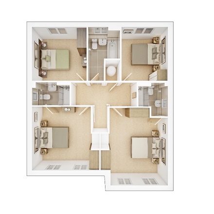 TWY - Foxley Meadows - Floorplans - Haddenham-FF