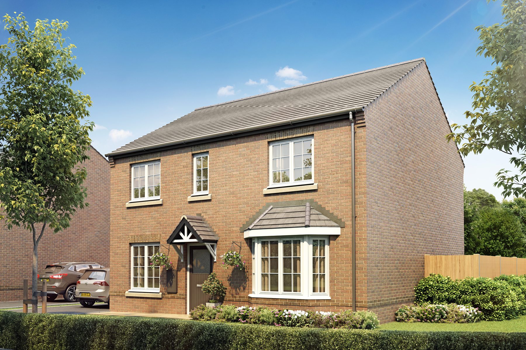 New TWY - Foxley Meadows - CGI - Shelford