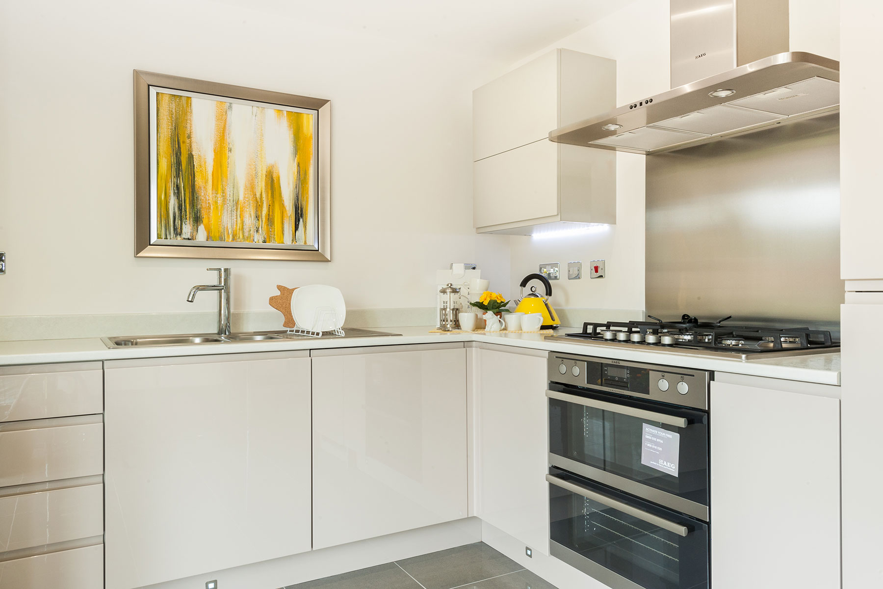 The Gosford - Showhome - 3 Bed Semi