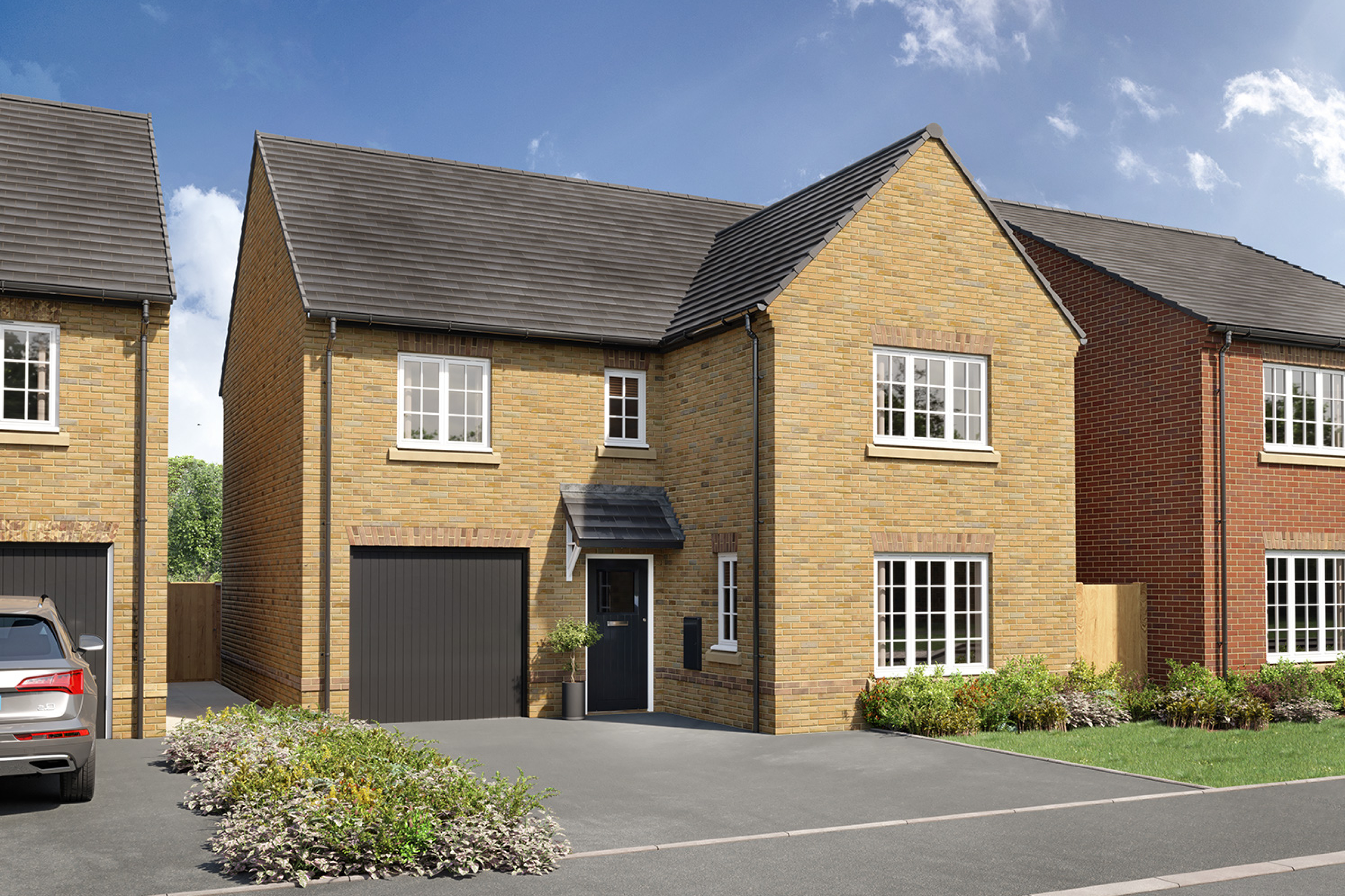 CGI - ND40 Coltham - Plot 125