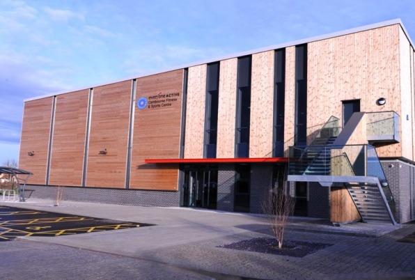 Cambourne sports centre