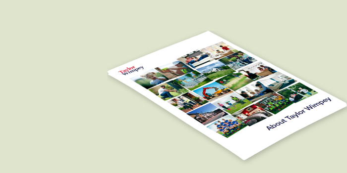 Download our About Taylor Wimpey brochure