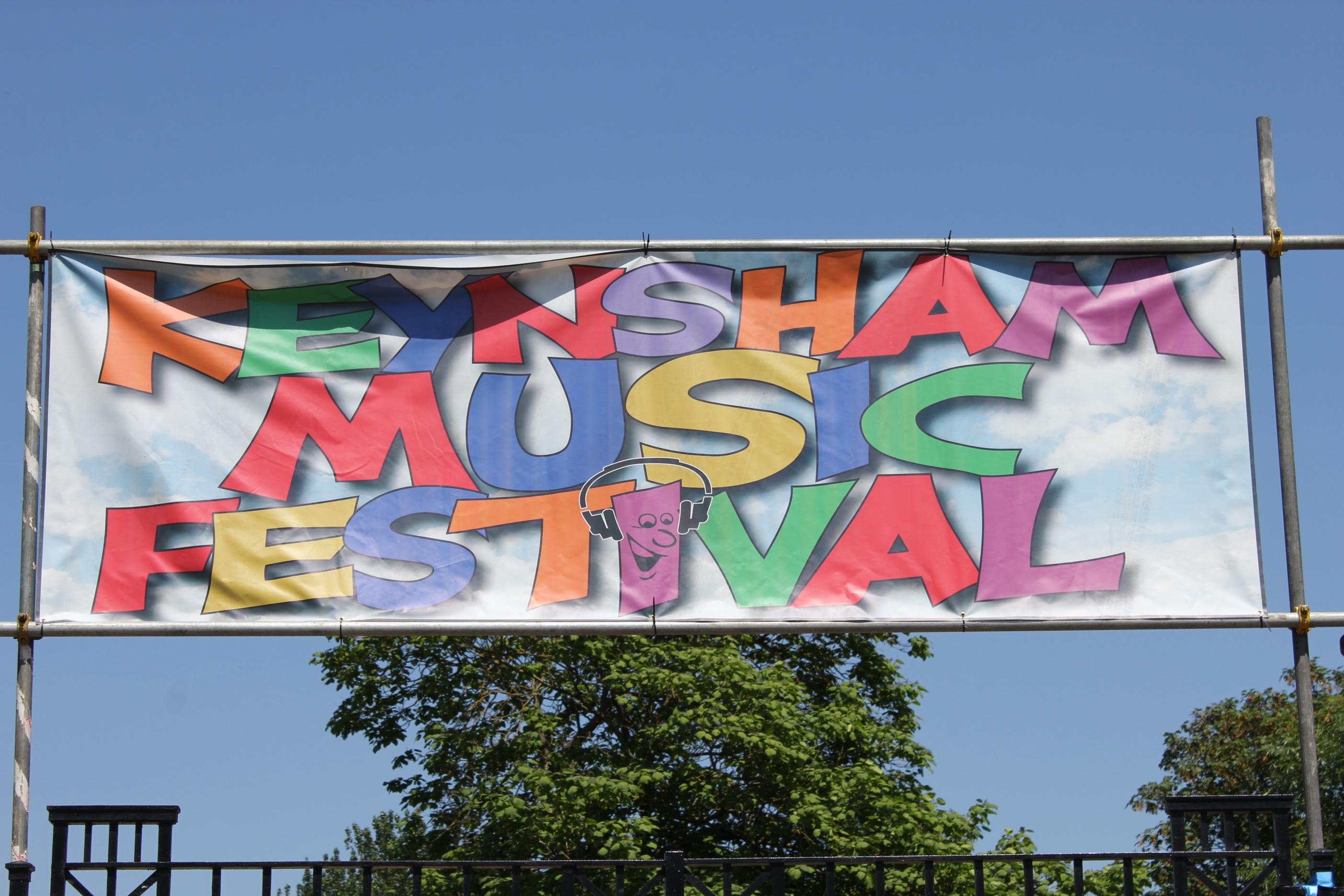 Taylor Wimpey - Keynsham Music Festival