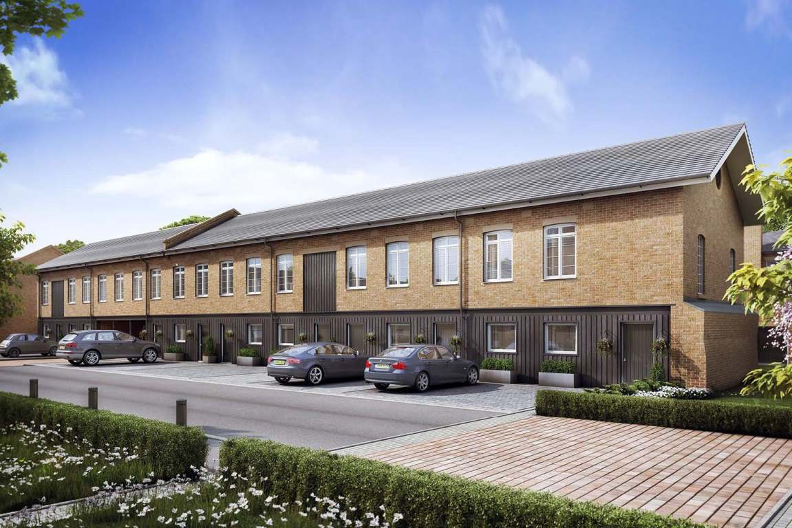 Arena Place Colchester Block F Plots 22-31