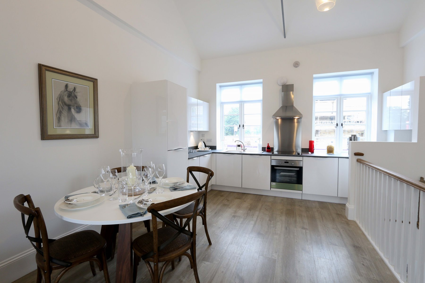 Arena Place Show Home kitchen