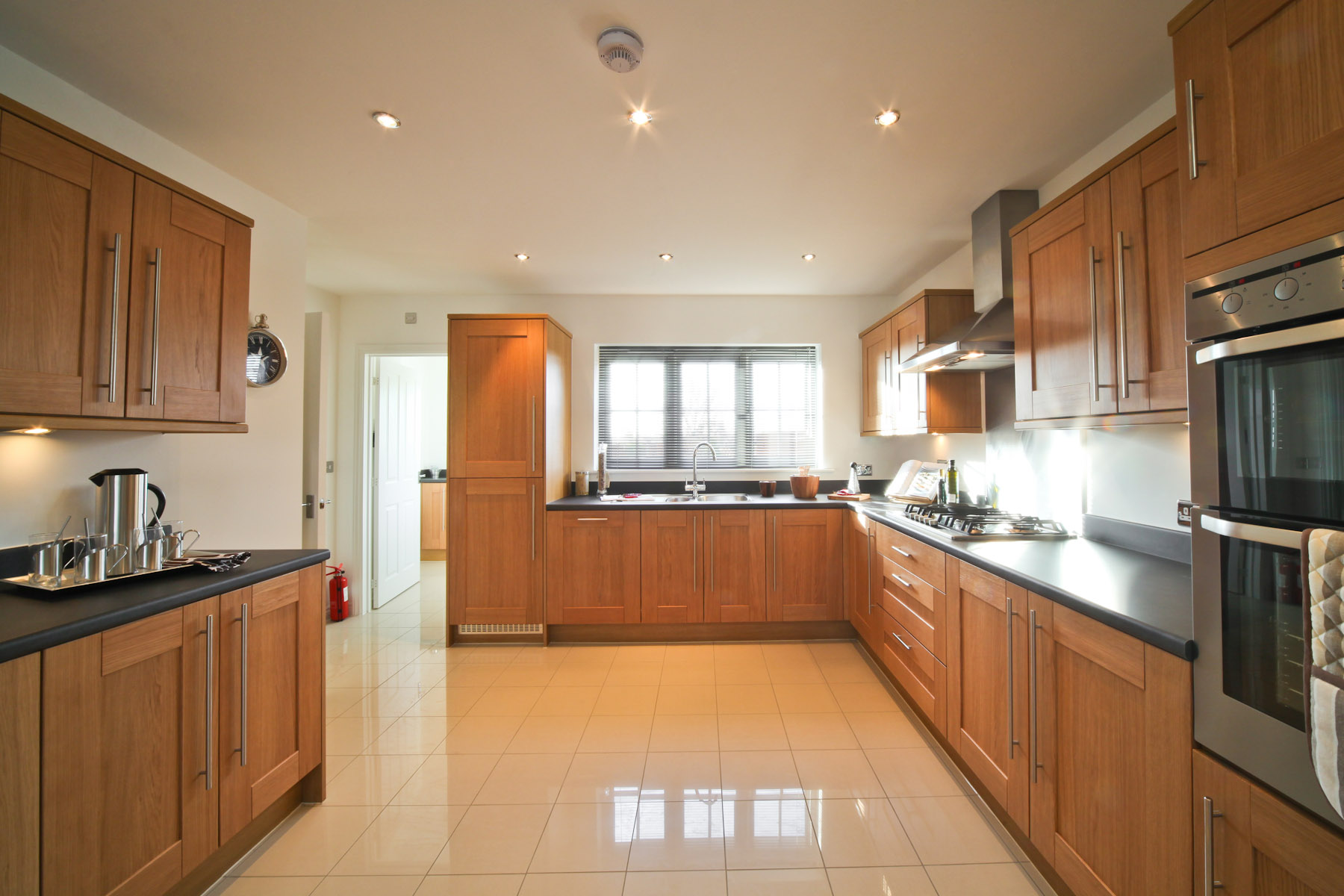 Taylor Wimpey typical kitchen
