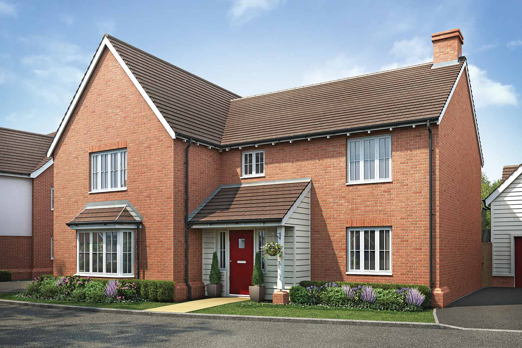 The Gladwin, Taylor Wimpey at Olstead Grange, Felsted, Essex