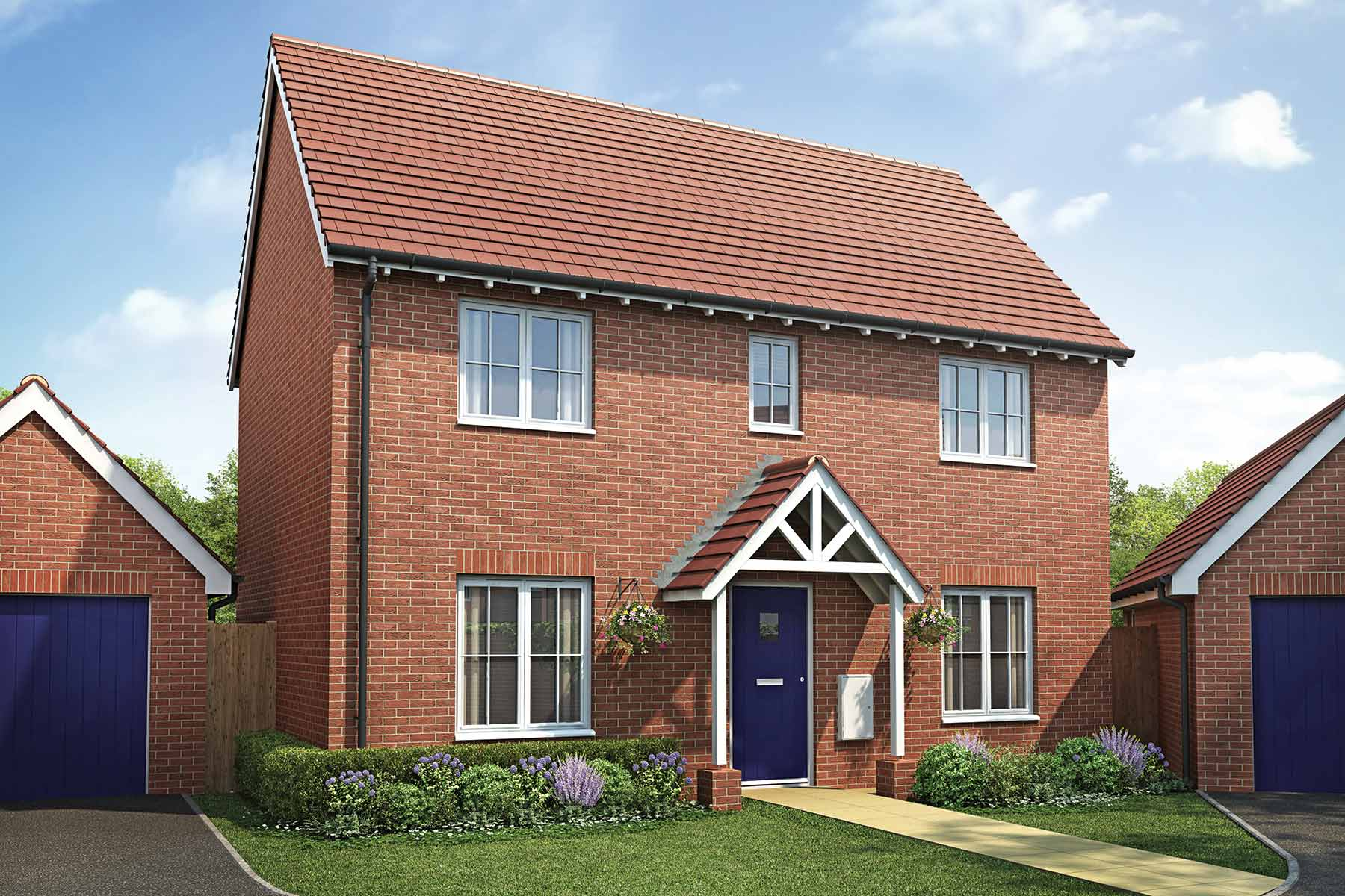 The Yewdale, Taylor Wimpey at Olstead Grange, Felsted, Essex