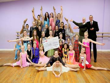 EM - Taylor Wimpey - MS Society First Stage Dance - Website