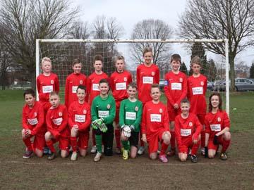 wTWEM - Ilkeston FC Juniors - Kit Donation