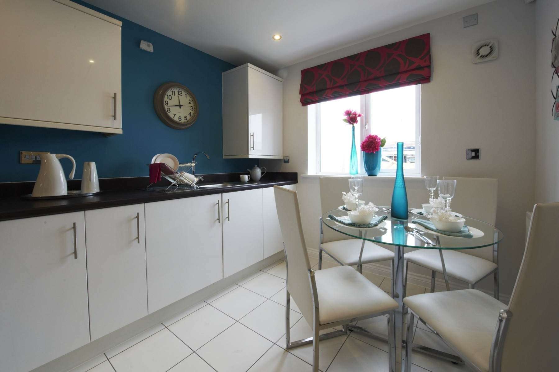 Rackenford Meadow Easdale example kitchen