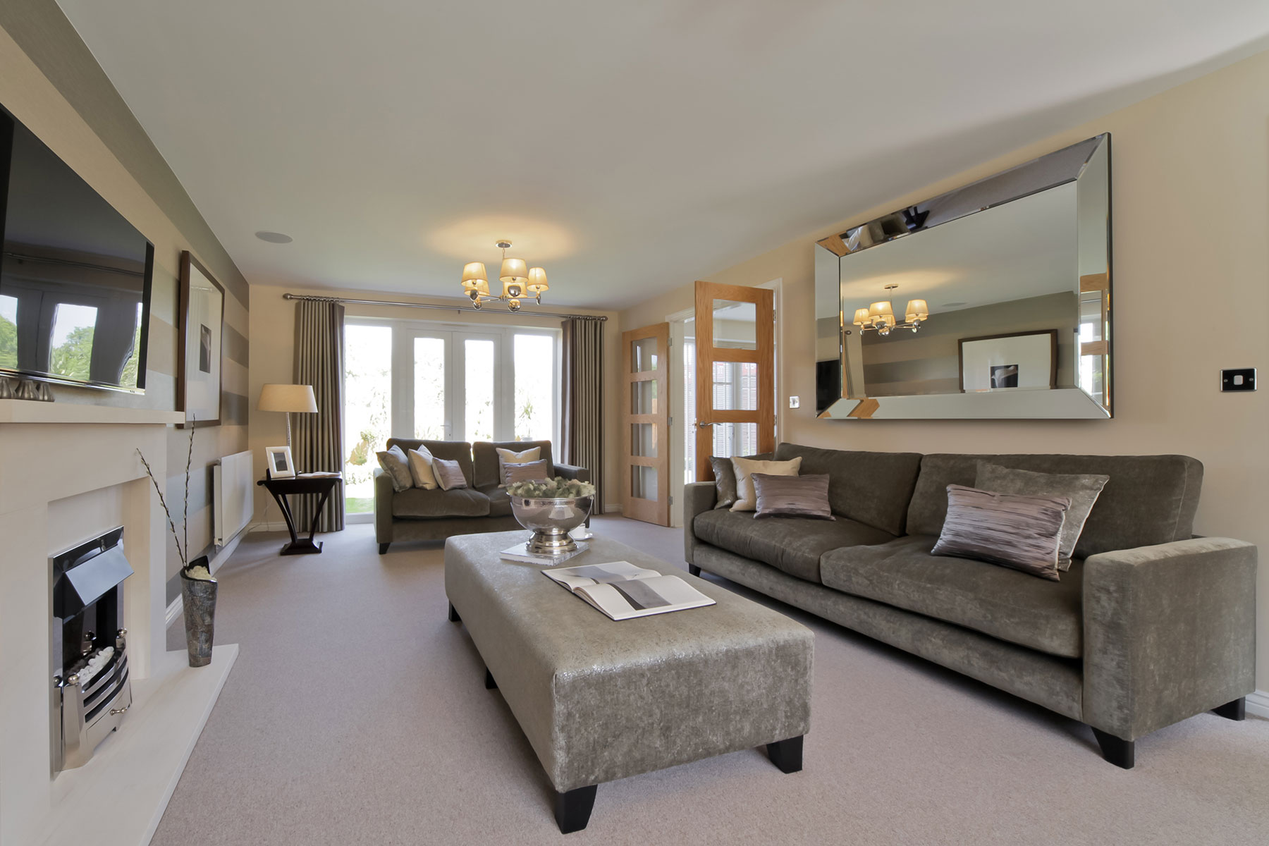 Billington Showhome Living Room