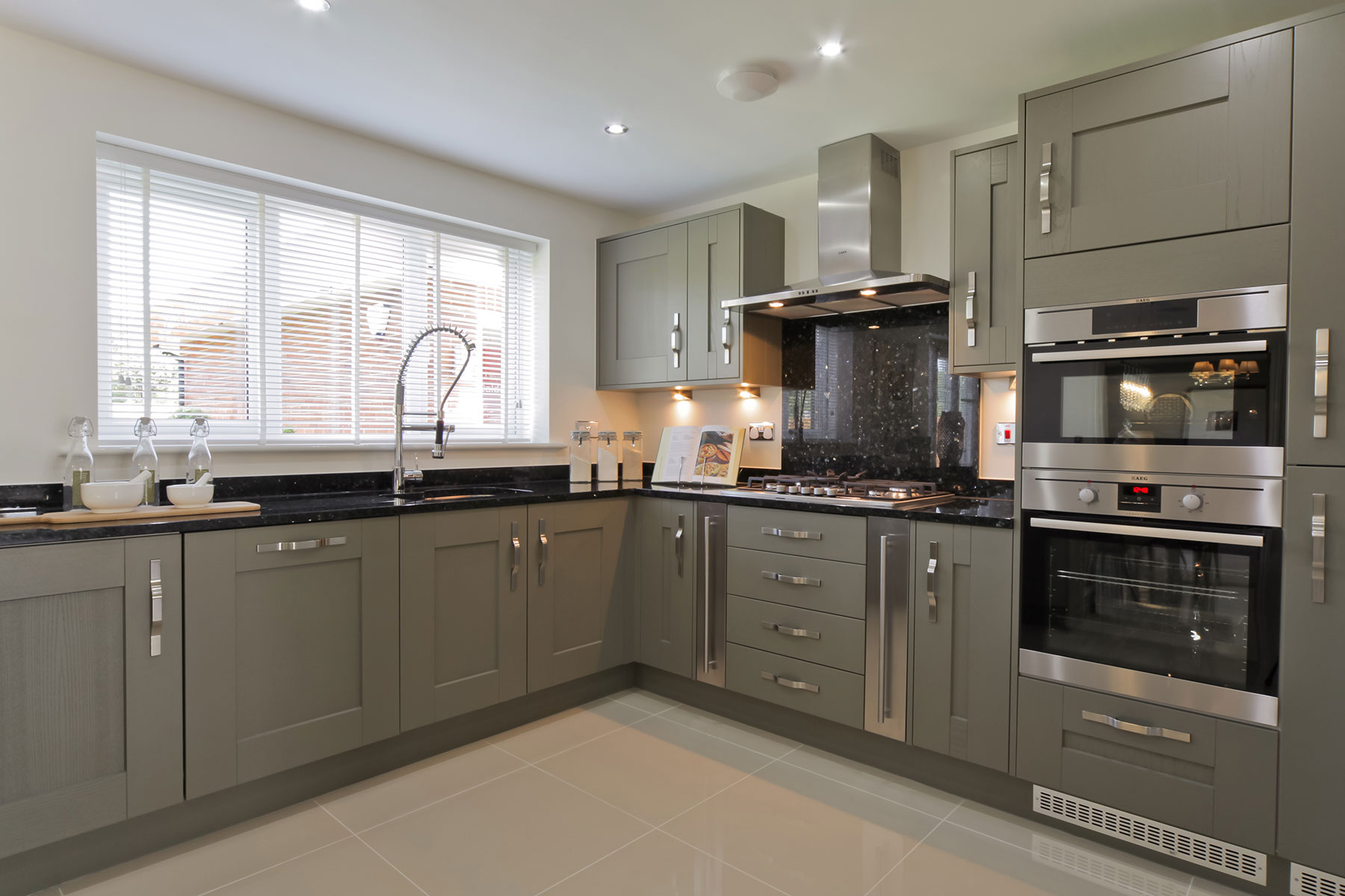 Billington Showhome Kitchen