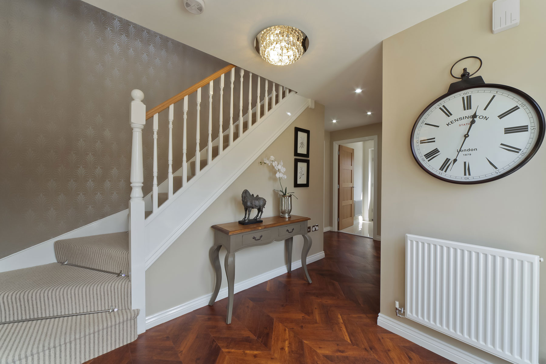 Billington Showhome Hallway