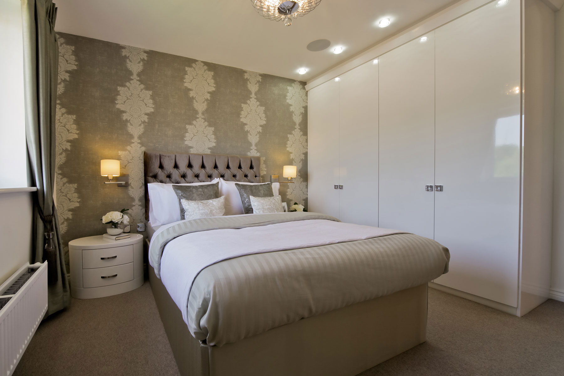 Billington Showhome Master Bedroom