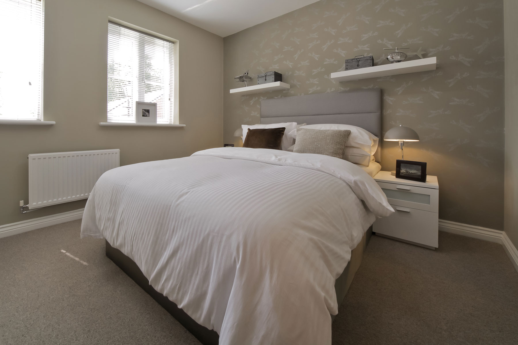 Billington Showhome Bedroom 2