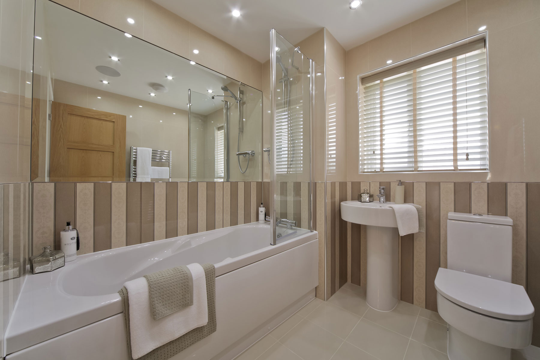 Billington Showhome Bathroom