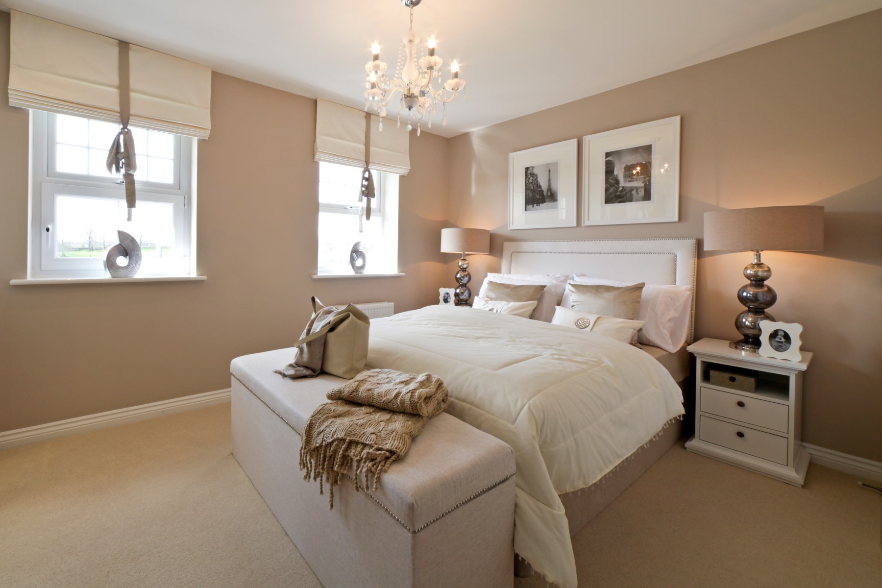 Eynsham Showhome Bedroom 2