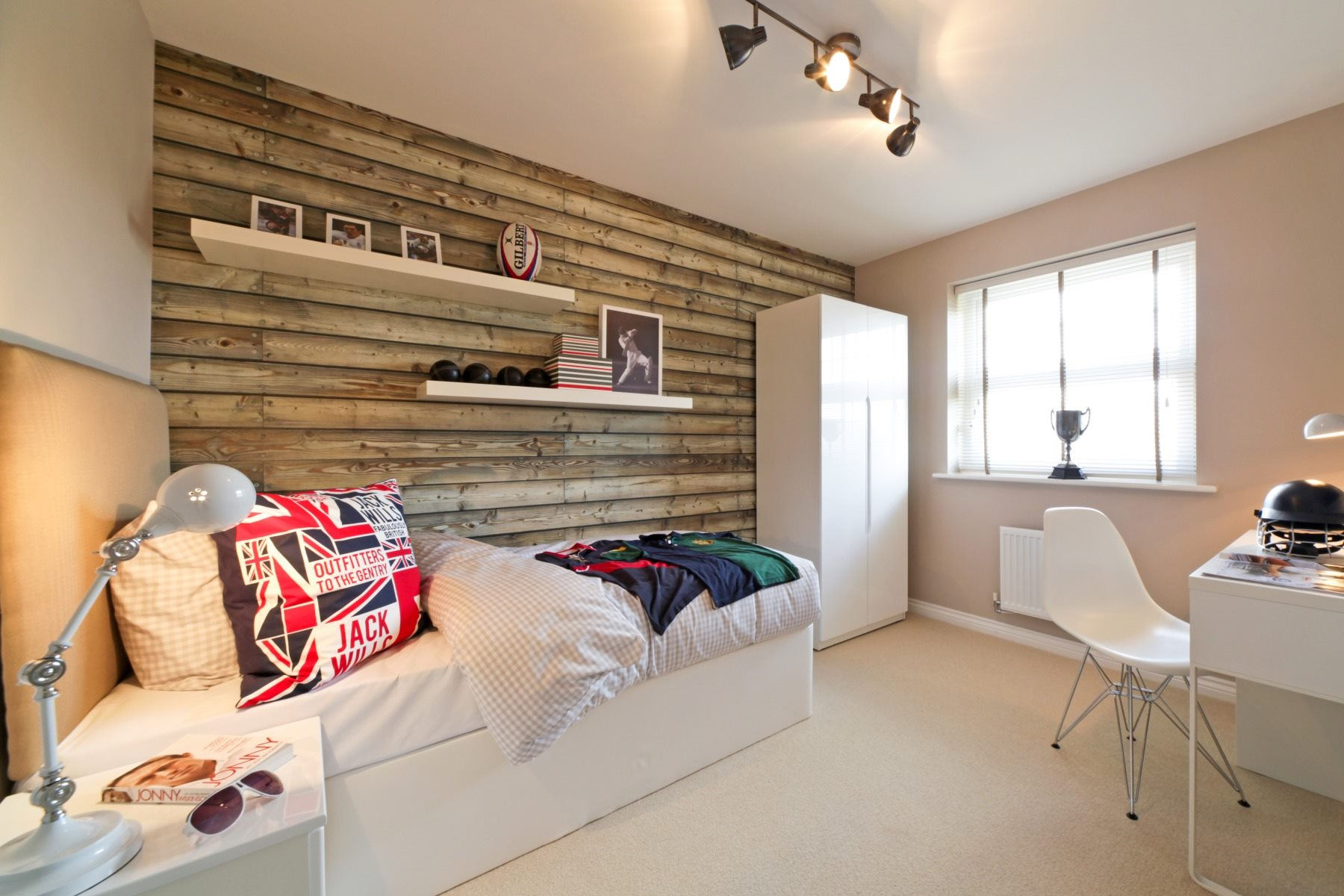 Eynsham Showhome Boys Bedroom 3