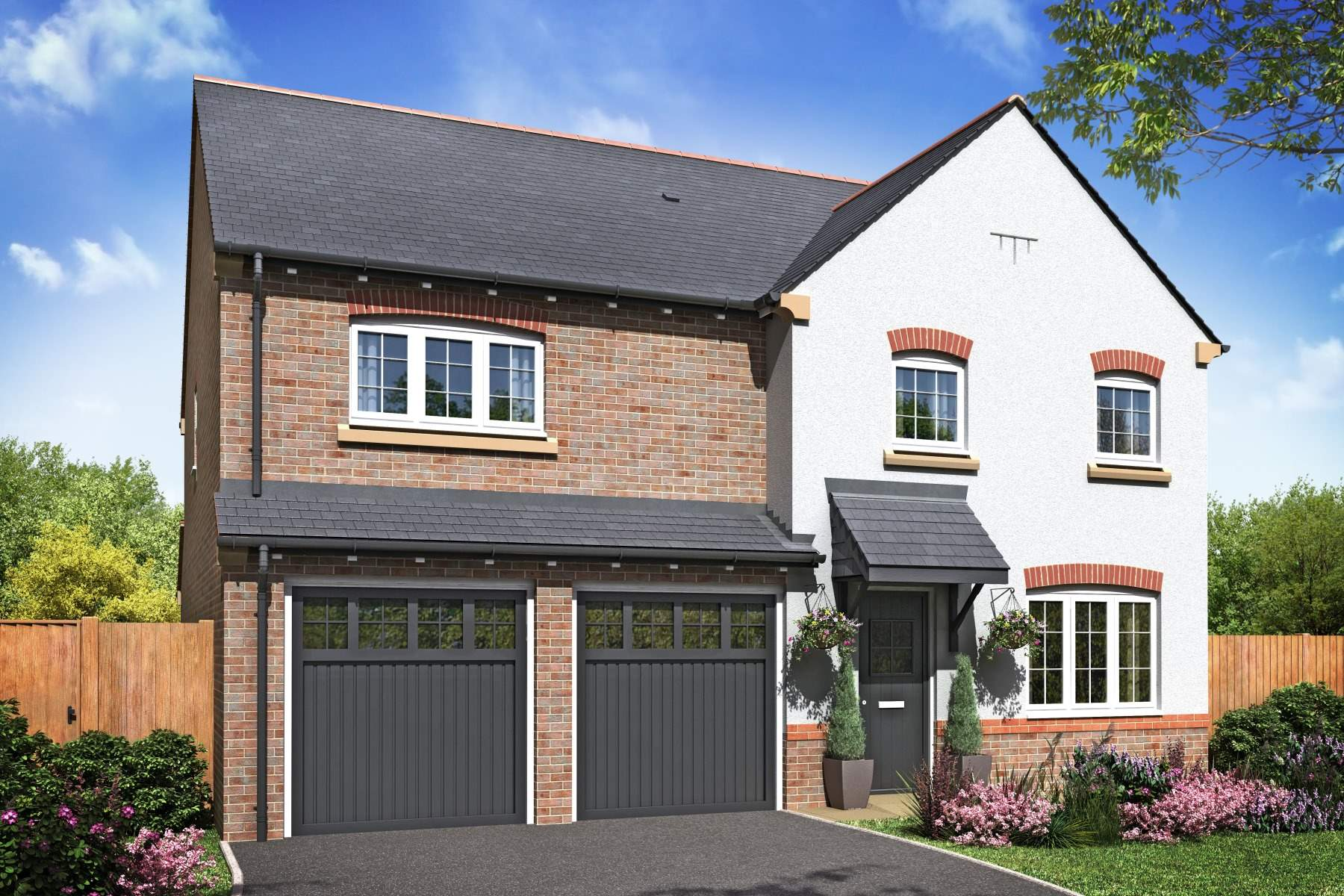 The Salesbury at Oakwood Meadows