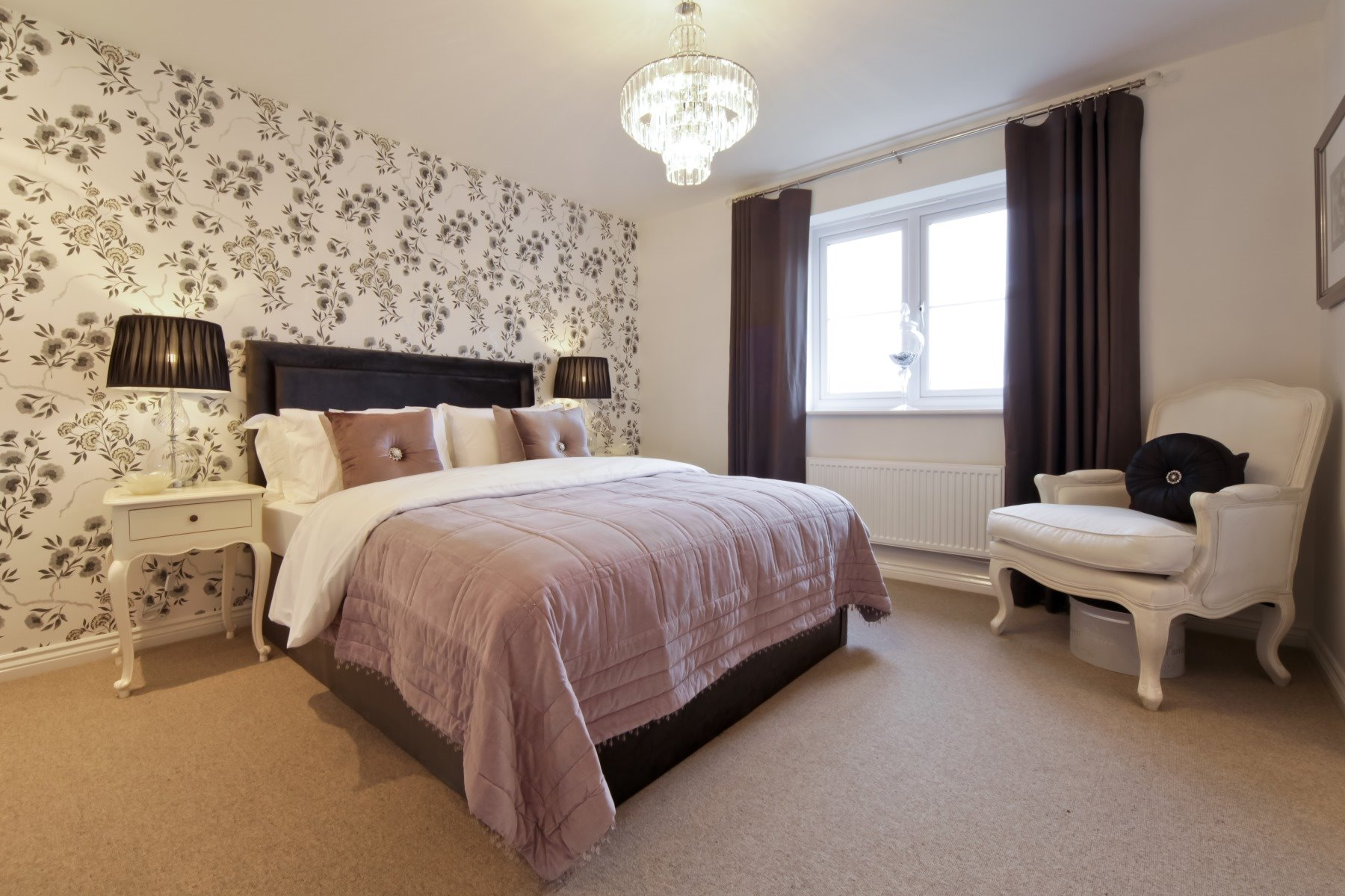 Tarvin Master Bedroom - Oakwood Meadows