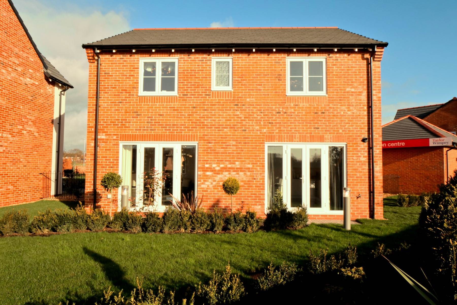 Tarvin Rear Exterior - Oakwood Meadows