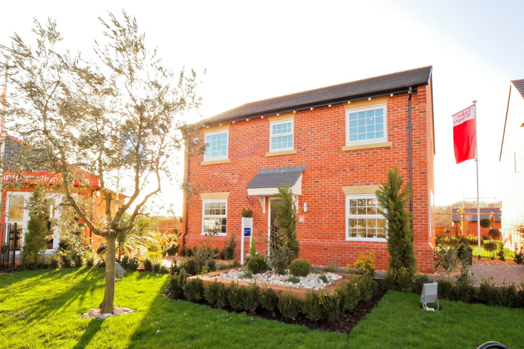 Tarvin Front Exterior - Oakwood Meadows