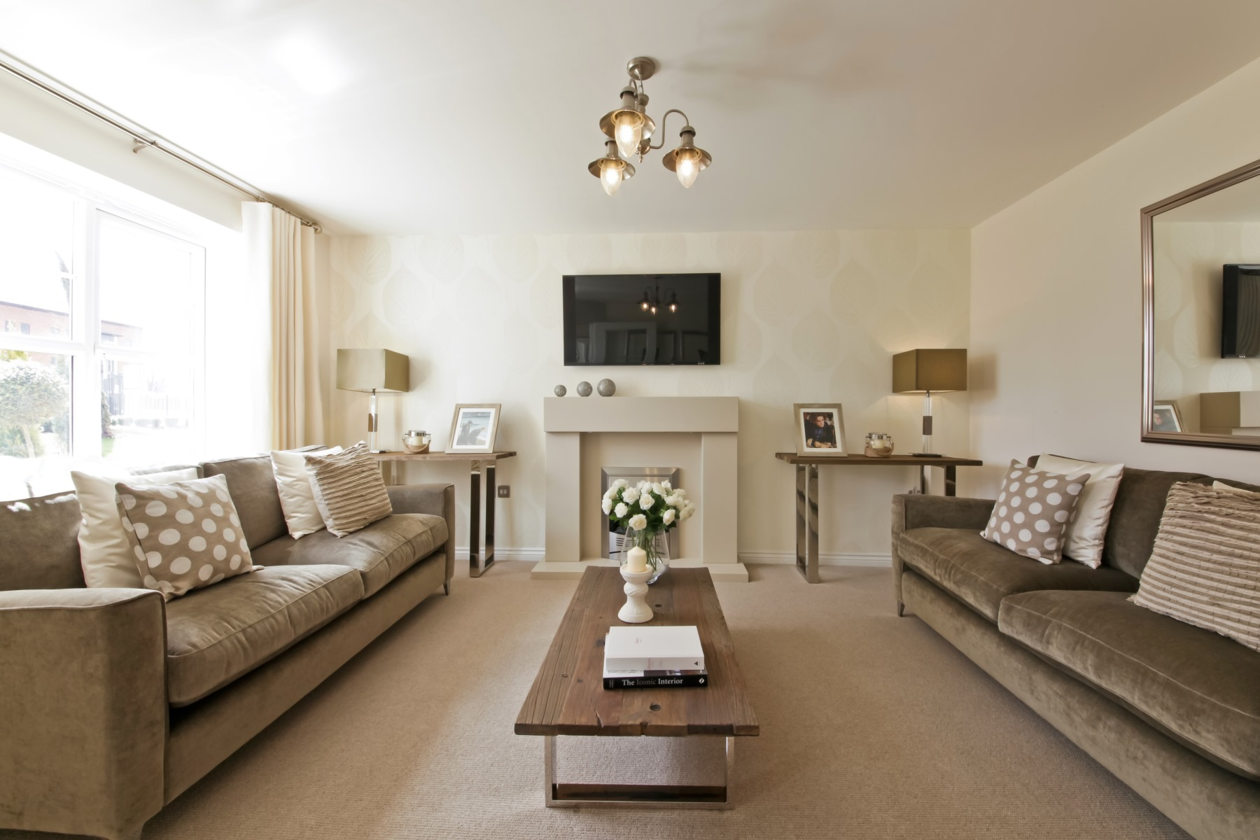 Halliford Living Room