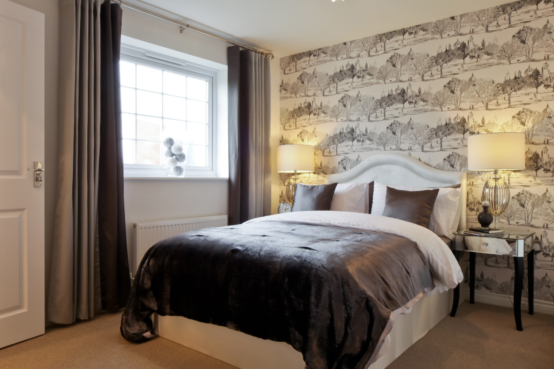Tarvin Bedroom 2 - Oakwood Meadows