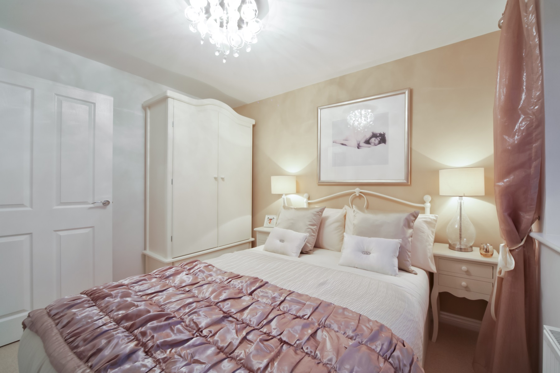 Earlsford Showhome Bedroom 2 - Sandbrook View