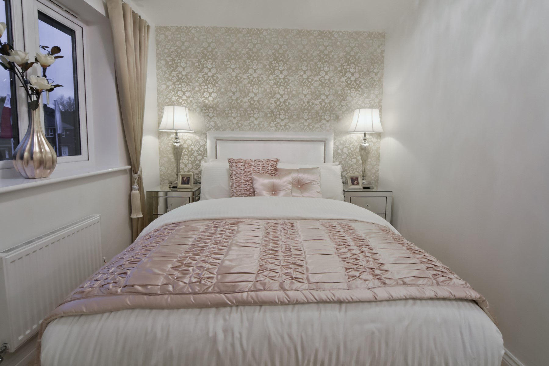 Earlsford Showhome Master Bedroom - Sandbrook View