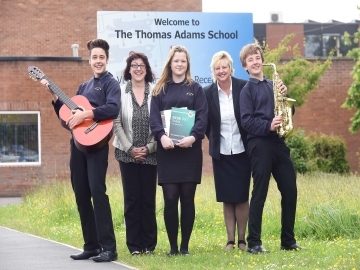 TWM - Taylor Wimpey and Thomas Adams School_931r