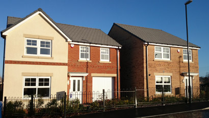 An example of our Taylor Wimpey development in Houghton-Le-Spring, Signet Grange