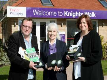 WEB Image 1 - Taylor Wimpey - Knights Walk - welcome packs