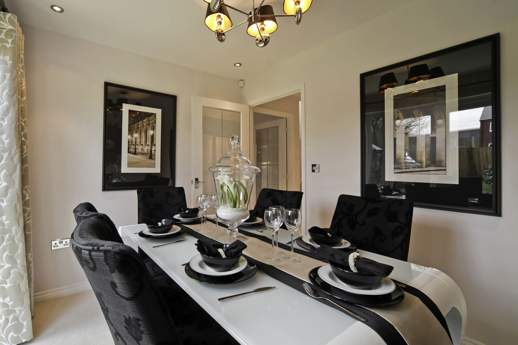 Dining room from the Winterton