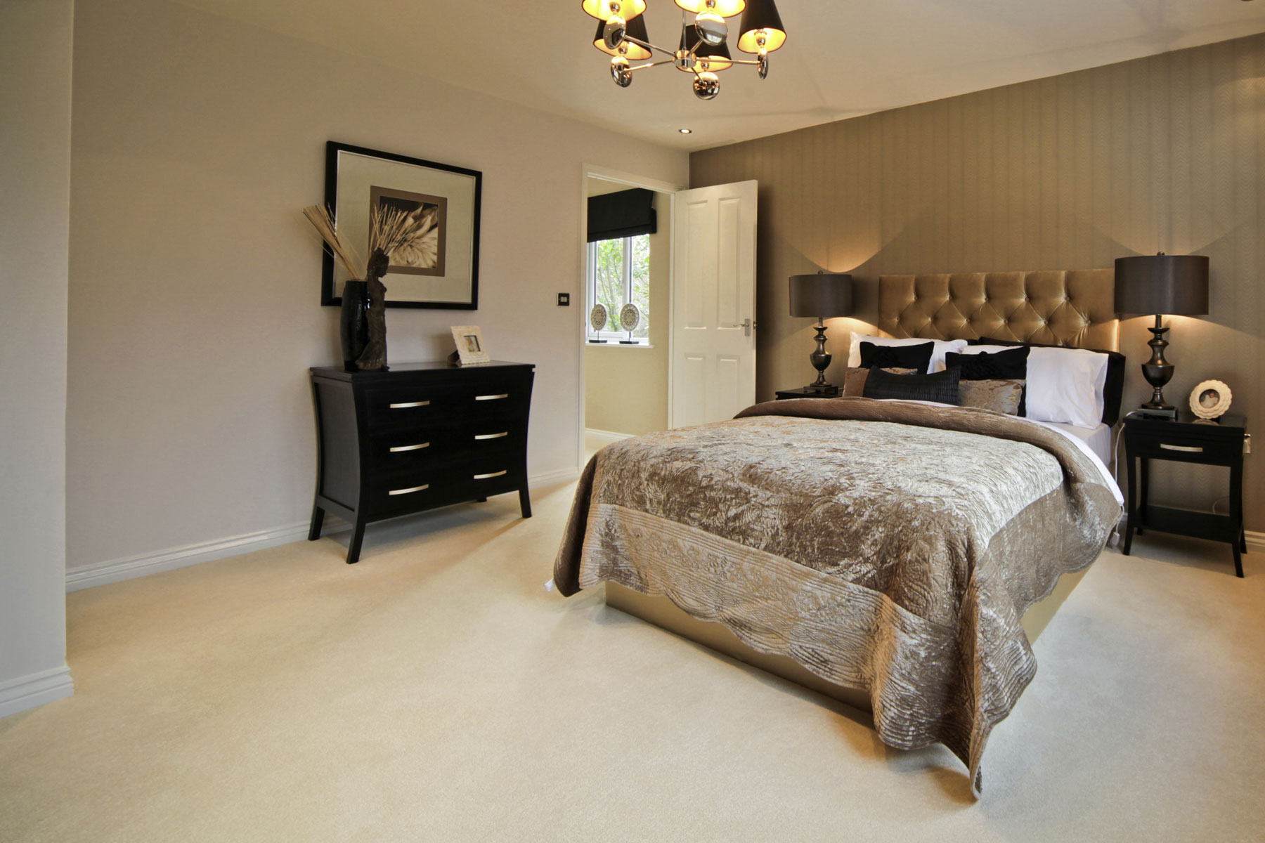 Master Bedroom from the Winterton