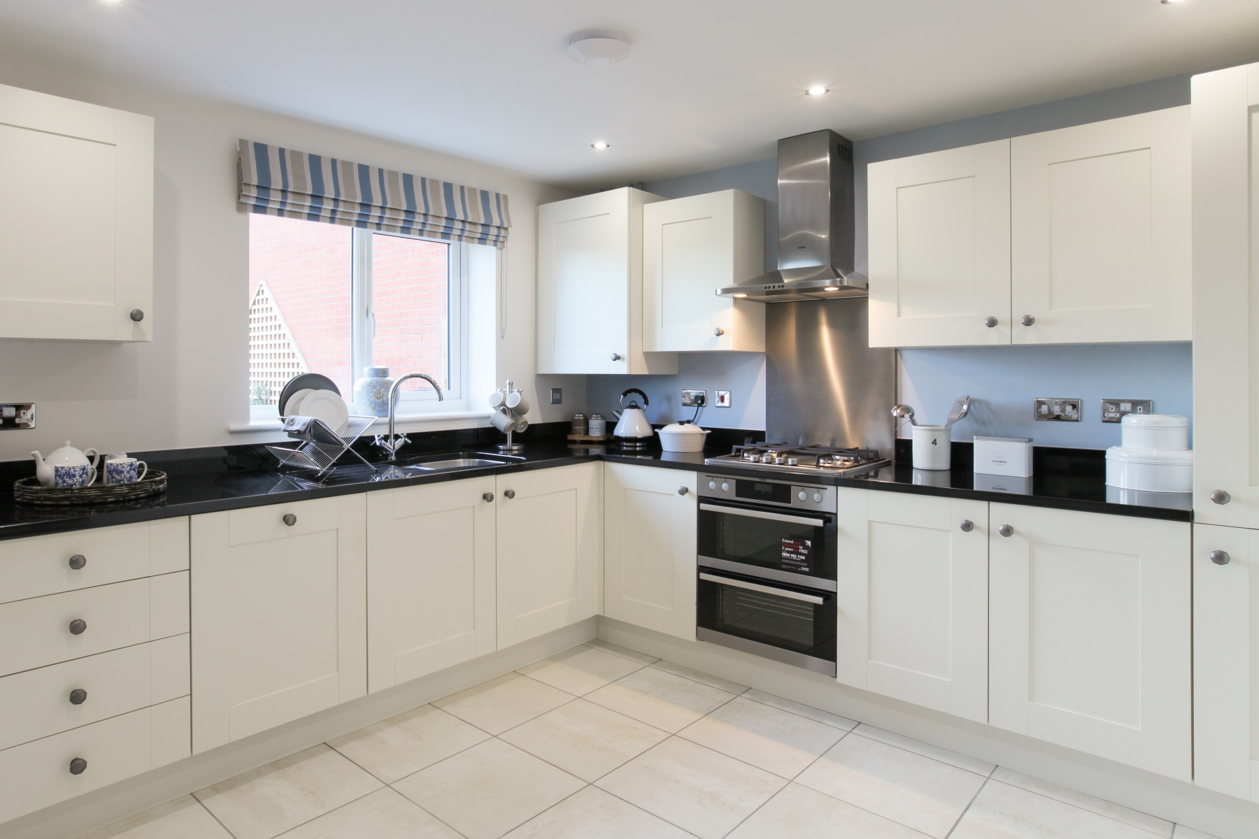 Rackenford Meadow Lindale example kitchen