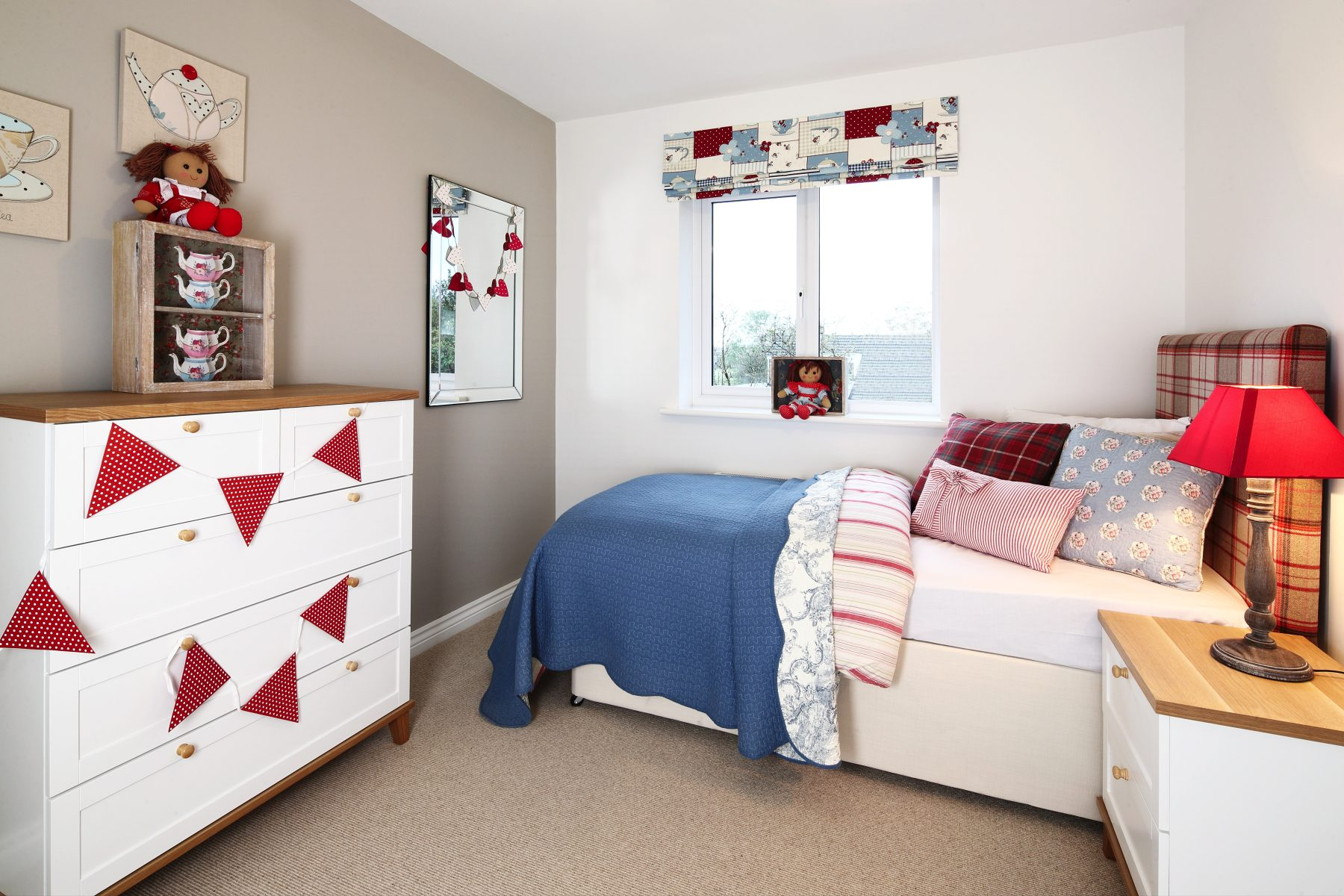 Bradenham bedroom