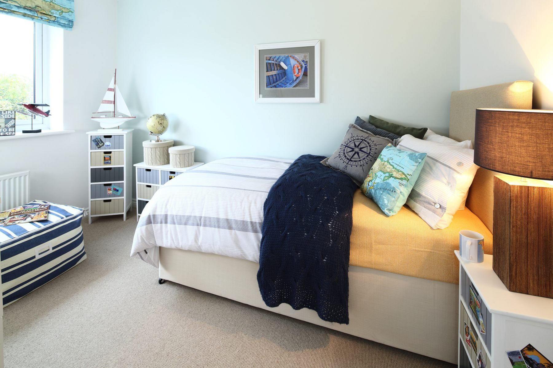 Bradenham double bedroom