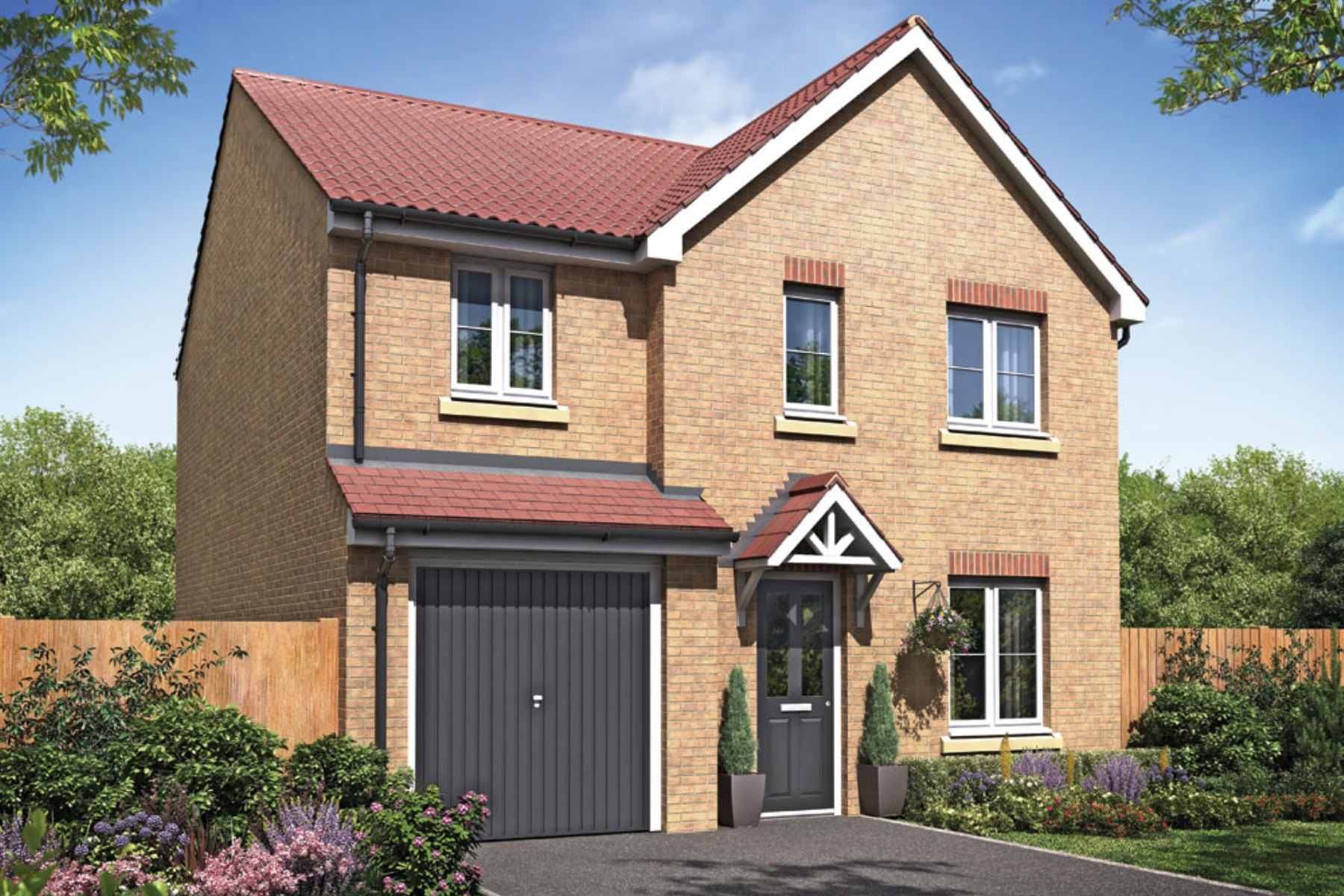 The Bradenham - 4 bedroom new home