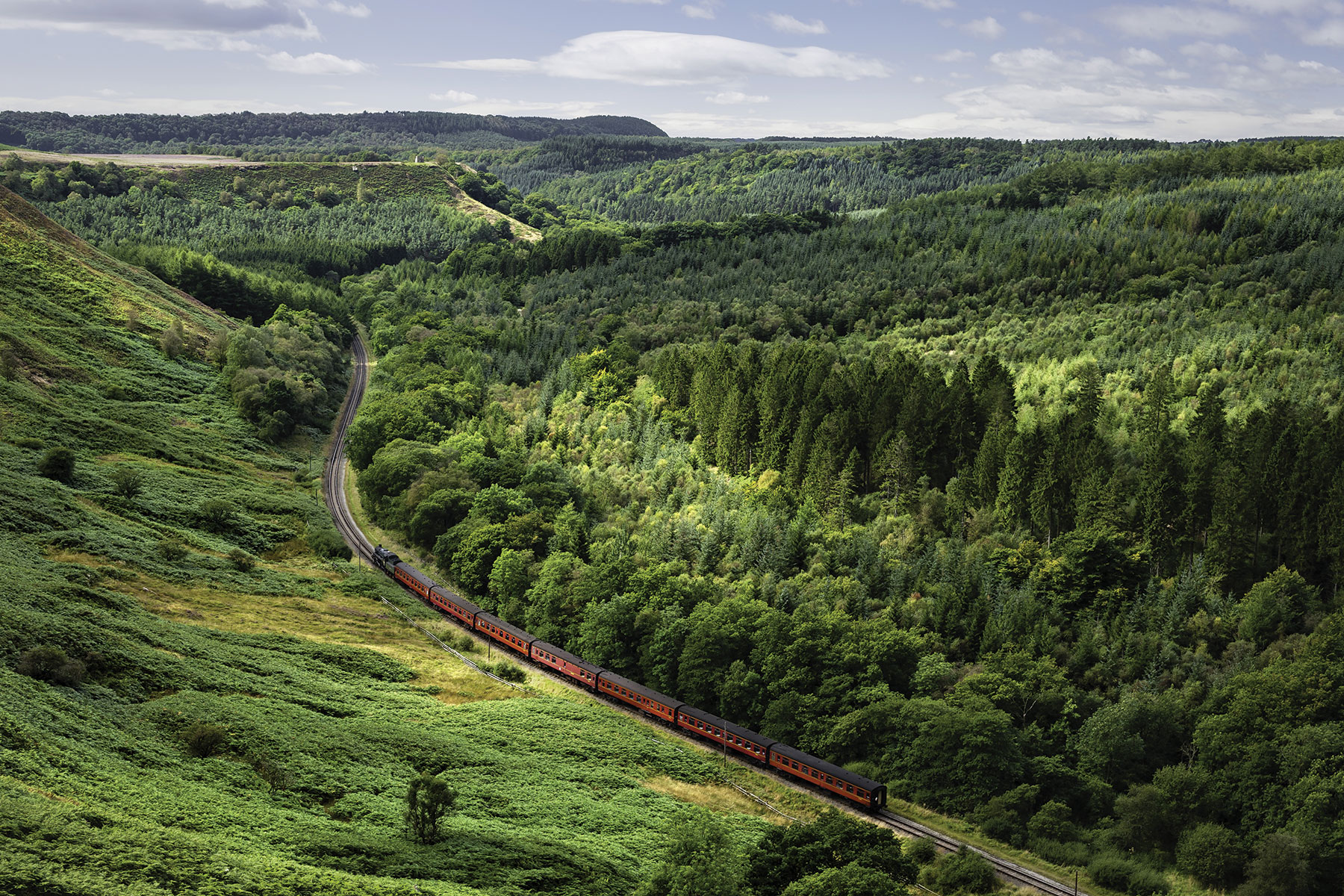 The-stunning-North-York-Moors
