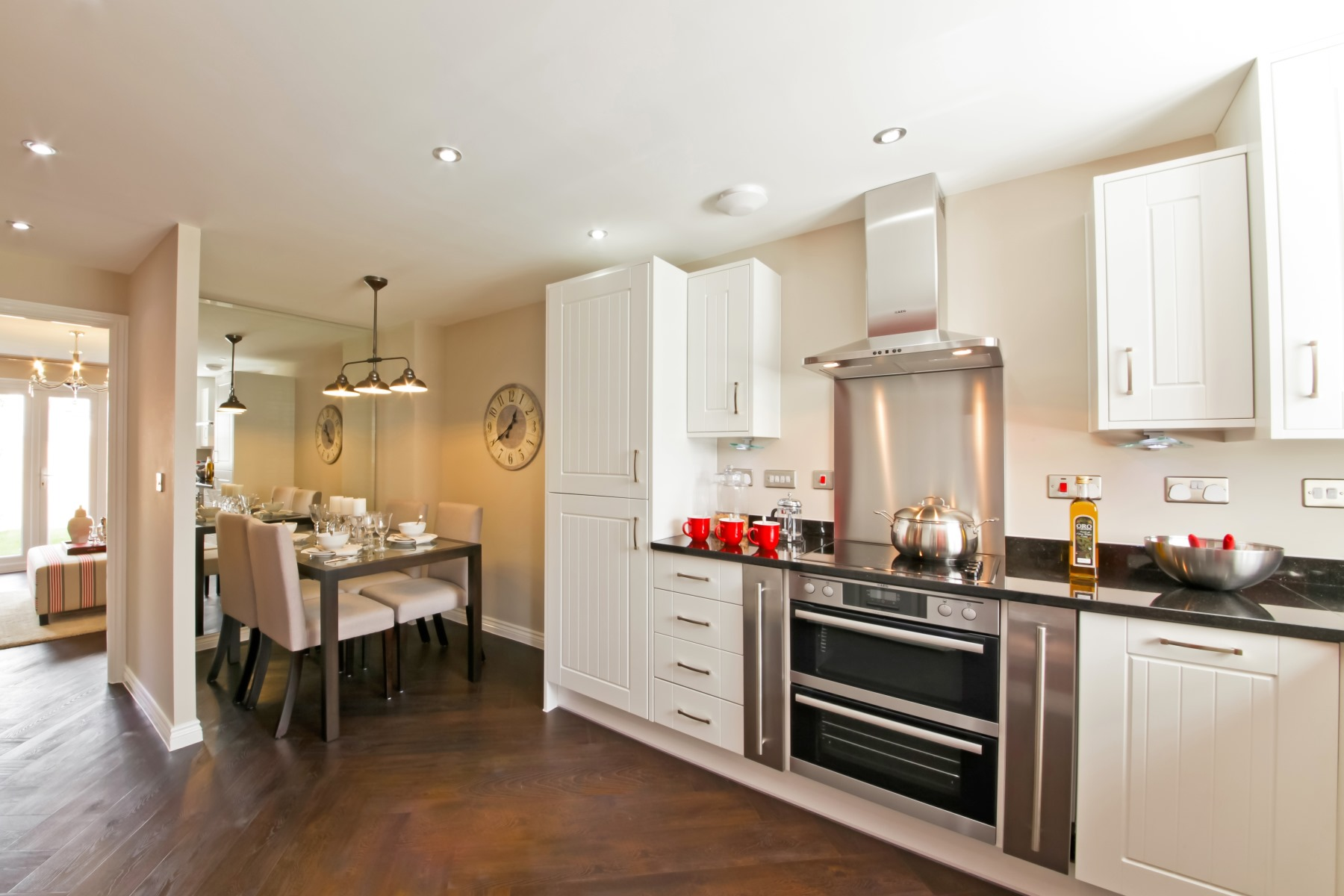 Rivington Showhome Kitchen-Dining