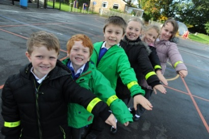 Taylor Wimpey Walk to School - Wiltshire -web image 2