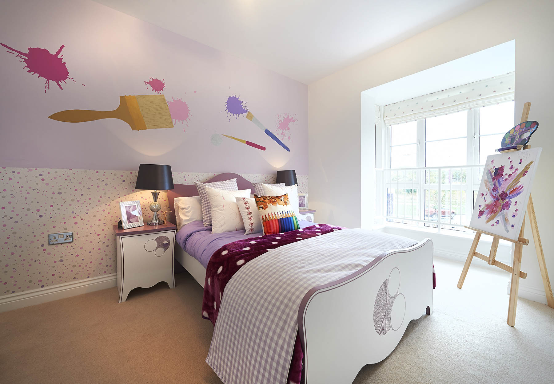 The Lapwing Bedroom 3