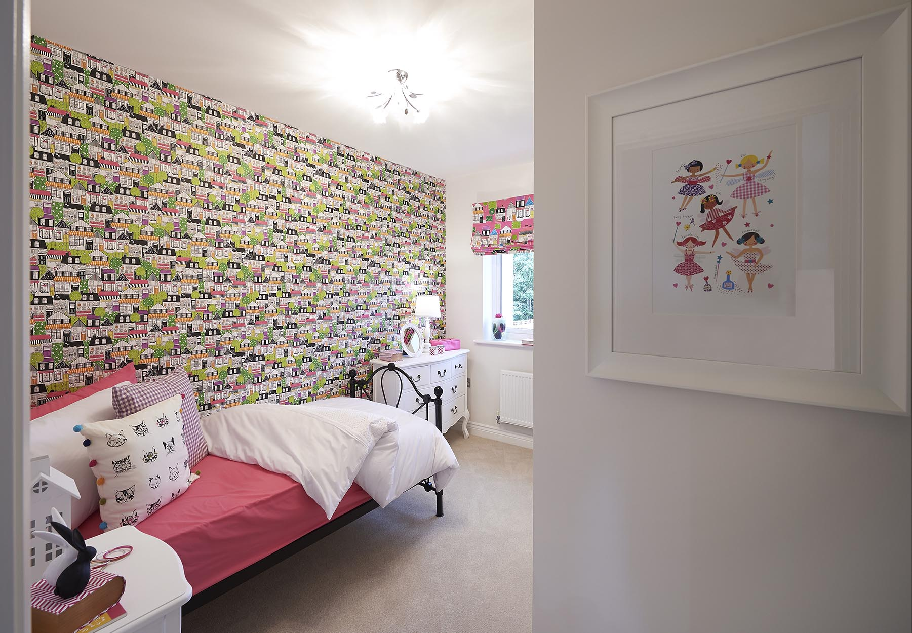 The Waxwing Bedroom 3