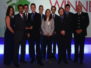 South Wales Police Awards - Extra Mile Award 2 WEB