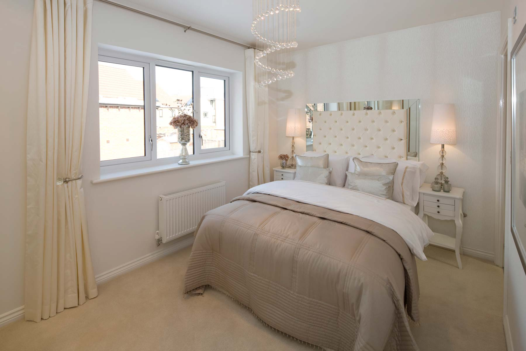 A Typical Taylor Wimpey Showhome Bedroom Leybourne (4)